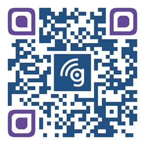 GlobalReach QR code